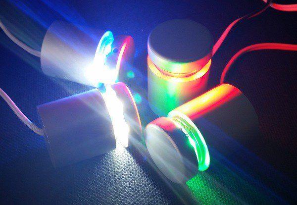 LED Pegs